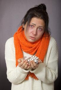 Risikoen for at pådrage sig en forkølelse eller få influenza eller andre luftvejsinfektioner stiger markant ved mangel på D-vitamin. En mangel der er størst i vinterhalvåret.
