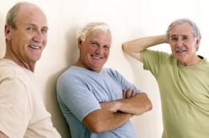 Tre-seniorer